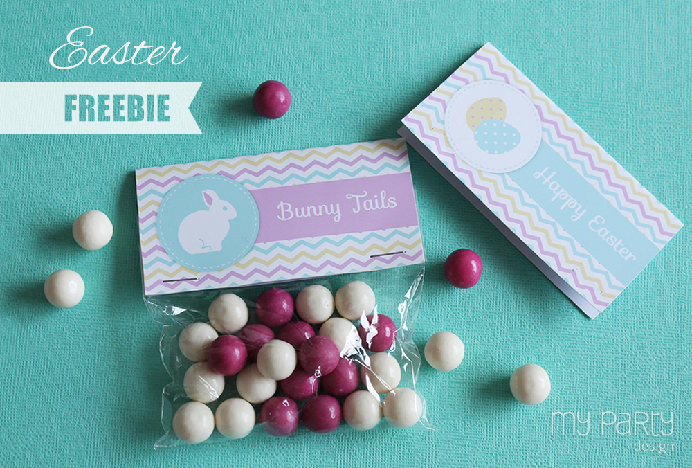 FREEBIE - Easter Labels