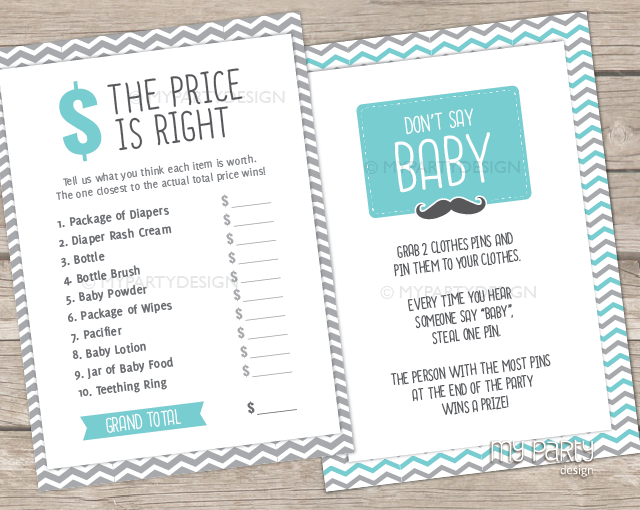 little man baby shower printable baby shower games my party design