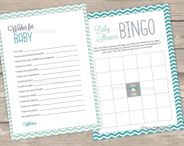 owl boy baby shower printable baby shower games my party design