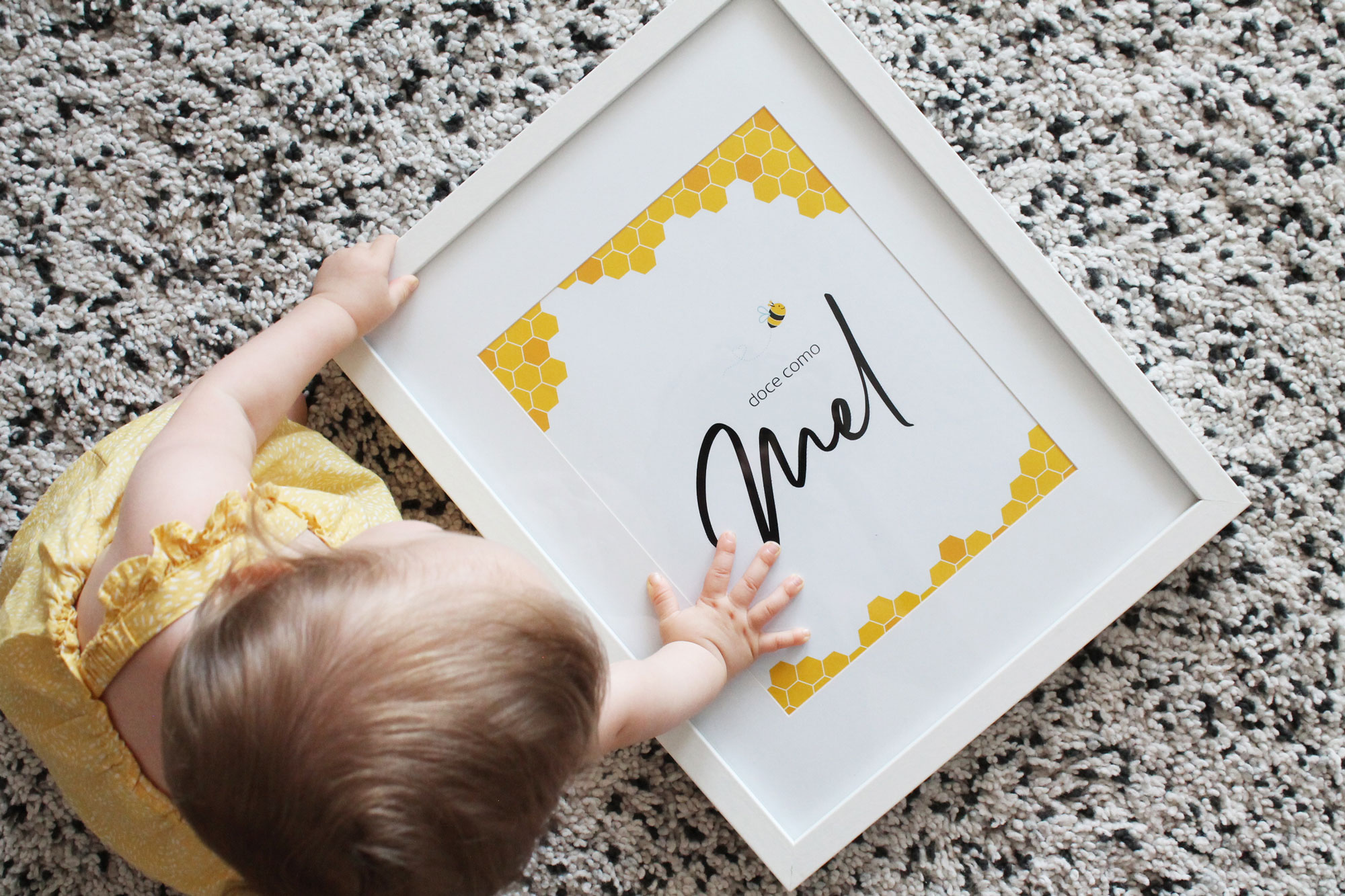 Bee Party Printable Sign