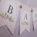 Floral Baby Shower Party