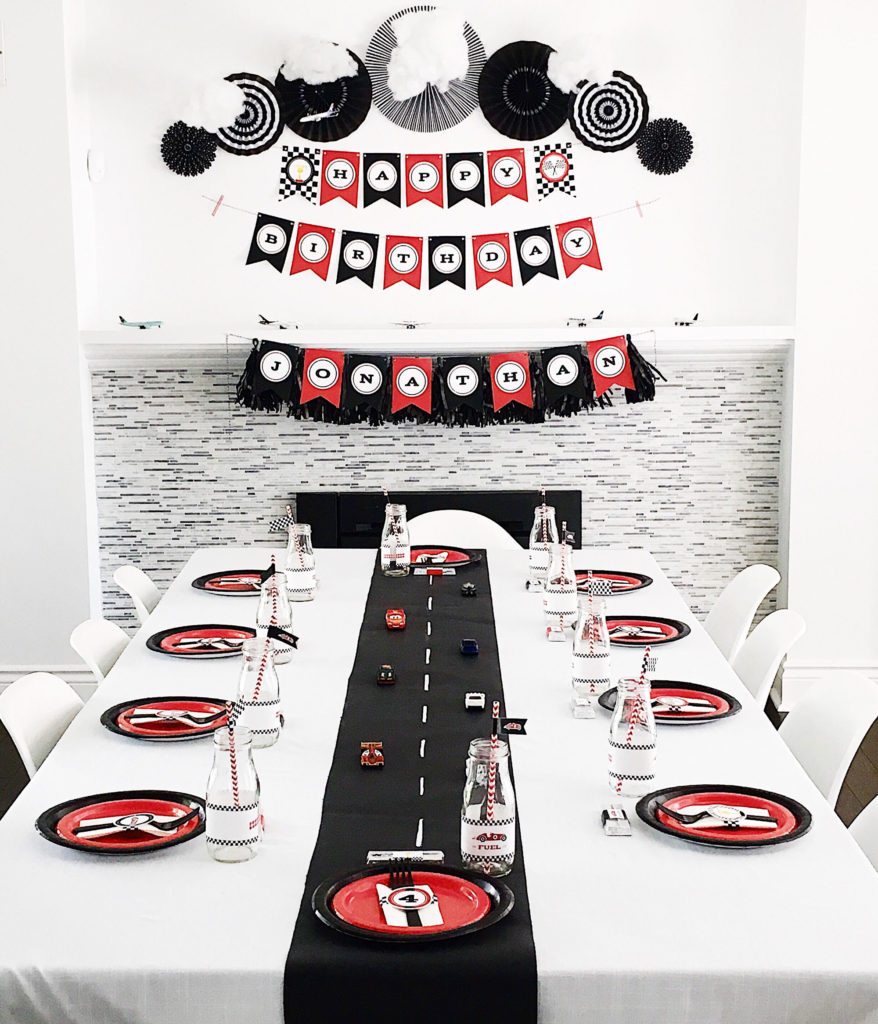 car party ideas and decorations