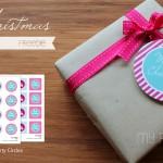 FREE Printable Christmas Circles