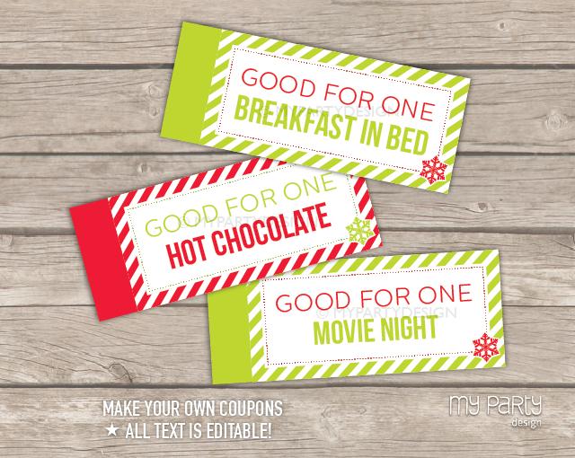 printable christmas coupons