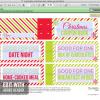 editable christmas coupon book printable