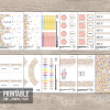 printable confetti party decorations