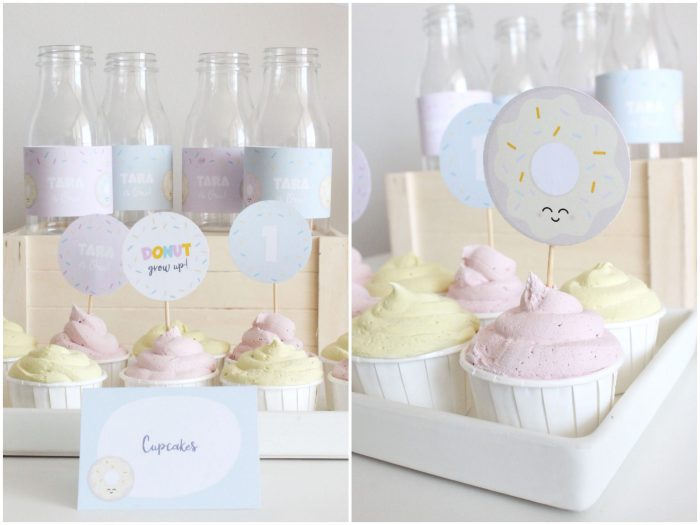 donut party ideas and decorations