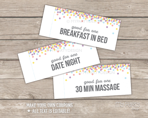 printable love coupons with editable text