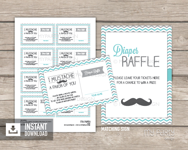 It's just a photo of Free Printable Baby Shower Raffle Tickets within advice
