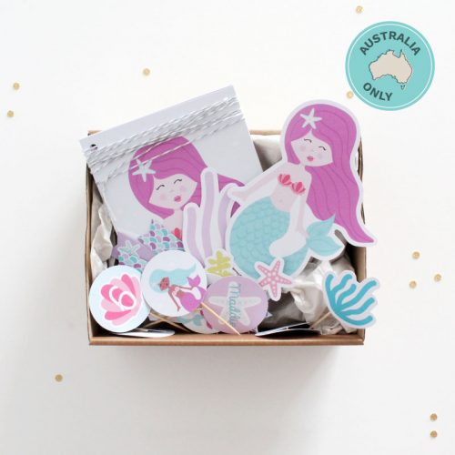 Party Kits in a box