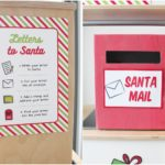 Letters to Santa - Christmas Play set